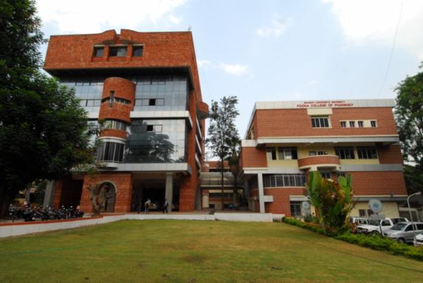 Poona College Of Pharmacy Erandwane Pune