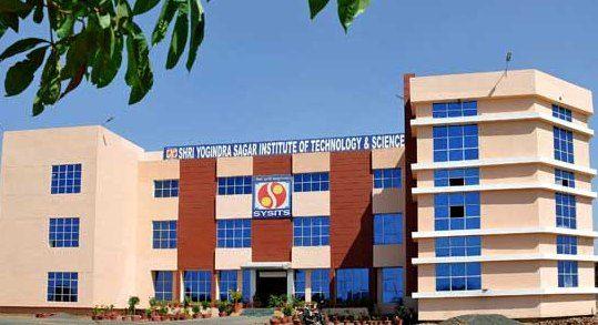 Shri Yogindra Sagar Institute Of Technology & Science (SYSITS) Ratlam