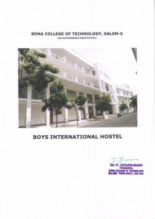 Sona College Of Technology (SONA) Salem