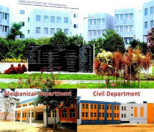 K.n.s. Institute Of Technology, Bangalore-64 Bangalore