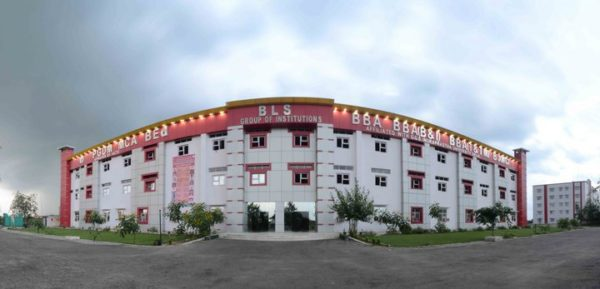 Bls Institute Of Technology Management, Bahadurgarh (BLS ITM) Jhajjar