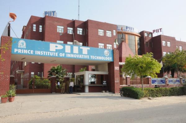 Prince Institute Of Innovative Technology (PIIT) Gautam Buddha Nagar