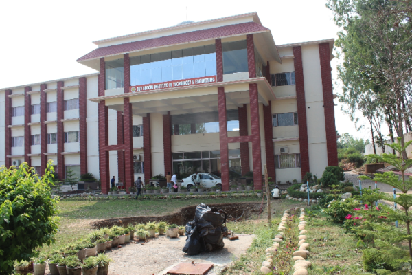 Dev Bhoomi Institute Of Technology & Engineering Dehradun