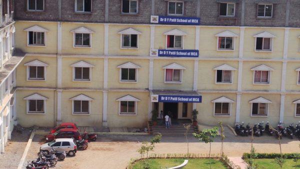 Dr.d.y.patil School Of Mca Pune