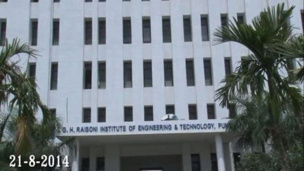 G.h. Raisoni Institute Of Engineering & Technology Pune