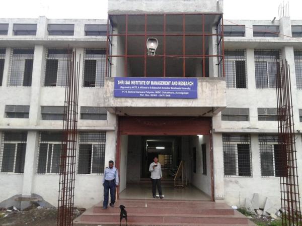 Shri Sai Institute Of Management & Research (SSIMR) Aurangabad