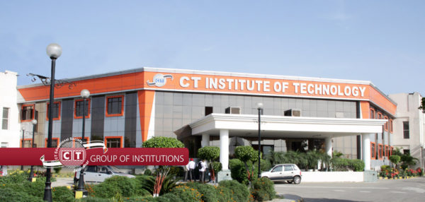 Ct Institute Of Technology Jalandhar