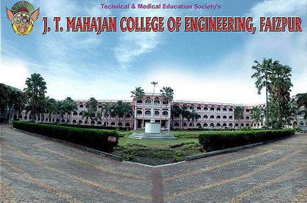 J.t. Mahajan College Of Engineering Jalgaon