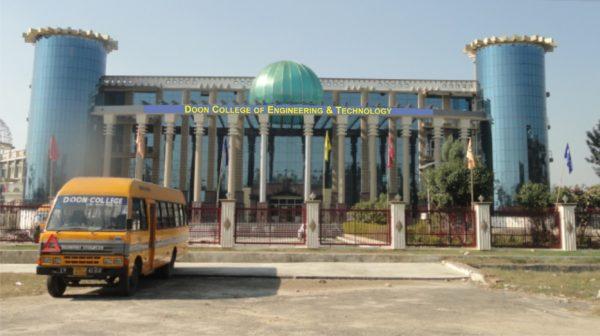 Doon College Of Engineering And Technology Sunderpur (DOON) Saharanpur