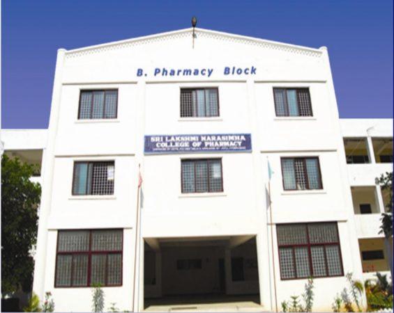 Sri Lakshmi Narasimha College Of Pharmacy Chittoor