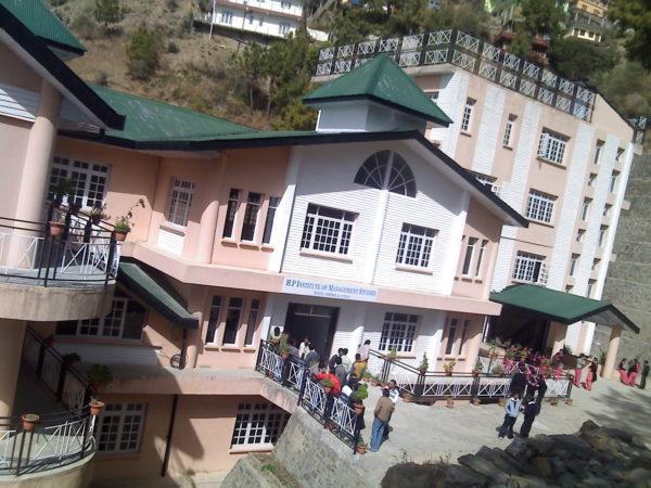 Hp Institute Of Management Studies (HPIMS) Shimla