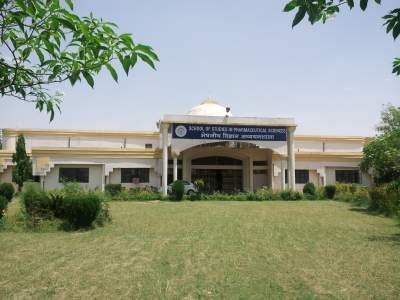School Of Studies In Pharmaceutical Sciences Gwalior