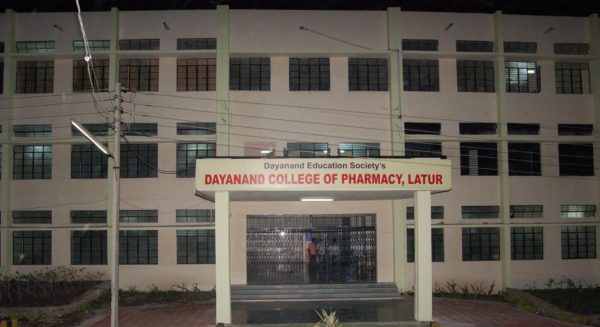 Dayanand Education Societys Dayanand College Of Pharmacy Latur Admissions 2020 Ranking Placement Fee Structure