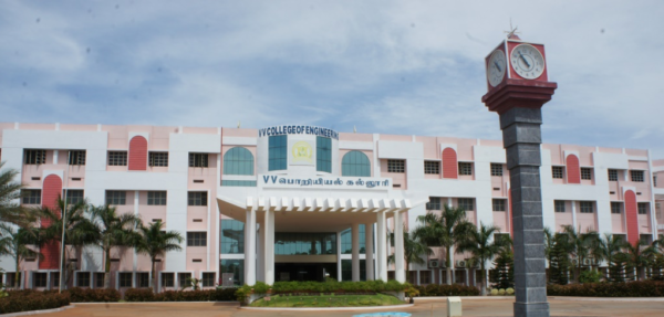 V V College Of Engineering, Tirunelveli Thoothukudi