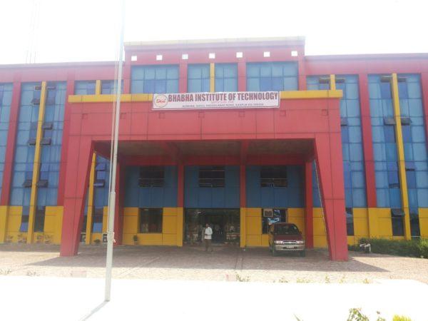Bhabha Instituteoftechnology (BHABHA) Ramabai Nagar (Kanpur Dehat)