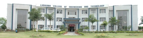 Ludhiana College Of Engineering & Technology, Katani Kalan, Ludhiana. (LCETLDH) Ludhiana