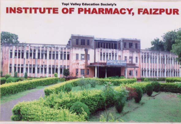 Fee Structure of Tves Institute Of Pharmacy, Faizpur Jalgaon