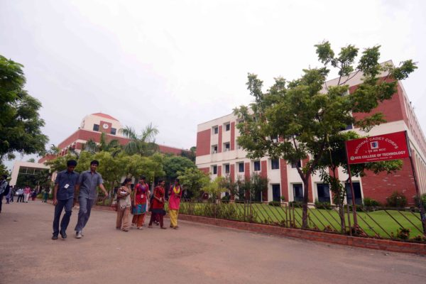 Kcg College Of Technology, Chennai Kanchipuram