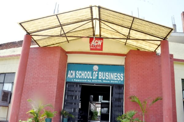 Acn School Of Business (ACNCEMS) Aligarh