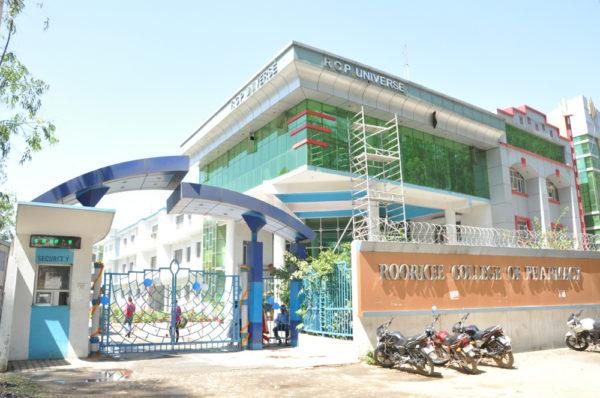 Roorkee College Of Pharmacy, Roorkee. Haridwar