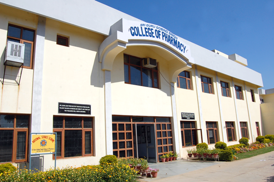 Sri Guru Gobind Singh College Of Pharmacy Chandigarh
