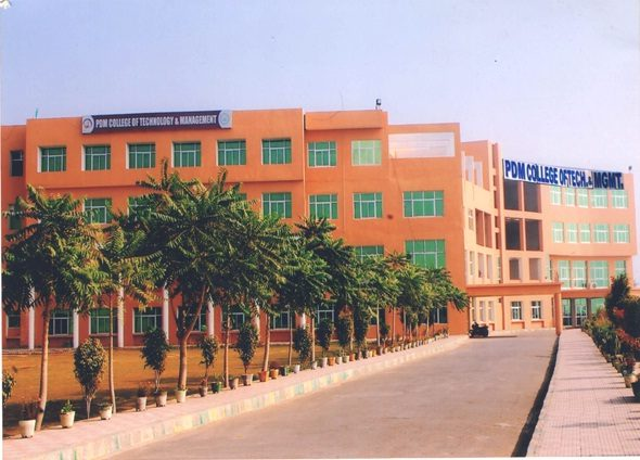 P.d.m. College Of Technology & Management Jhajjar
