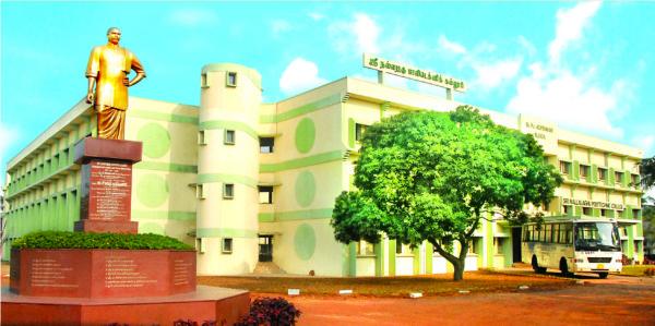 Sri Nallalaghu Polytechic College Tiruvallur