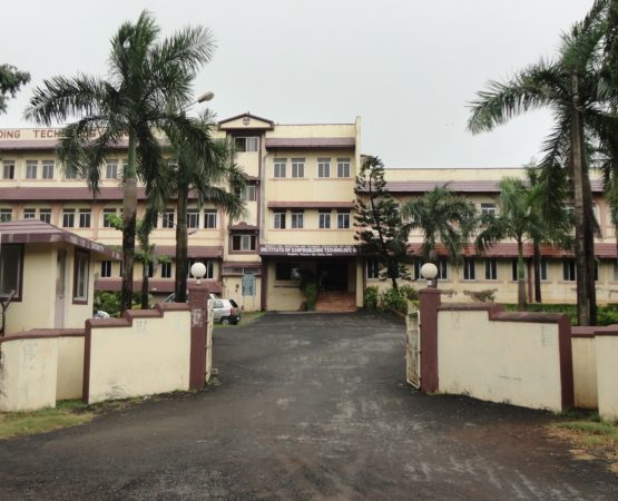 Institute Of Shipbuilding Technology South Goa