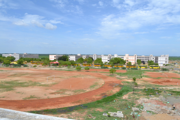Kln College Of Information Technology (KLNCIT) Sivaganga