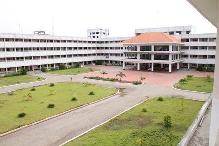 Vivekanandha Engineering College For Women Salem