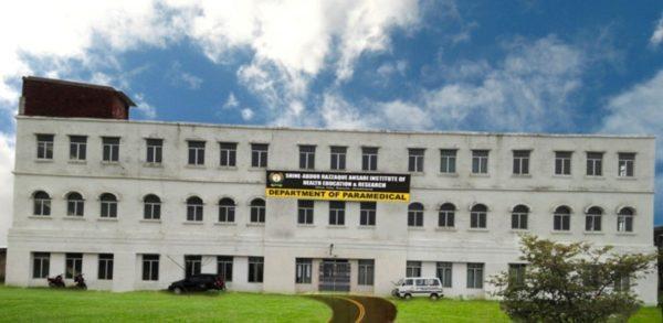 Shine-abdur Razzaque Ansari Institute Of Health Education & Research Ranchi