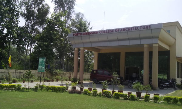 Forth Dimension College Of Architecture (FDCA) Saharanpur