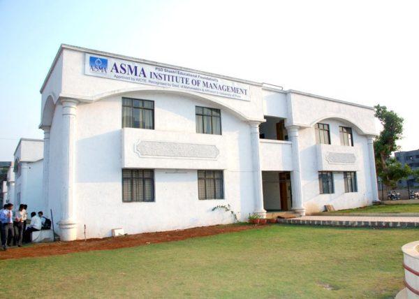 Asma Institute Of Management (ASMA) Pune
