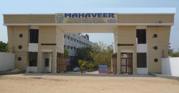 Mahaveer Institute Of Science And Technology (MIST) Hyderabad