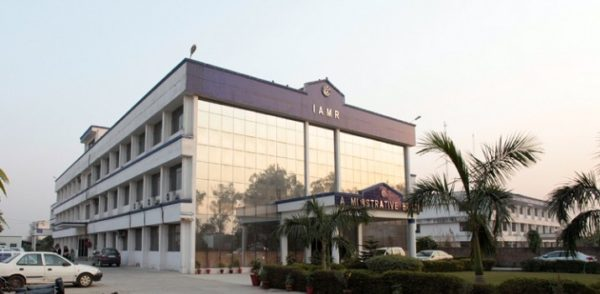 Institute Of Advanced Management And Reserch (IAMR) Ghaziabad