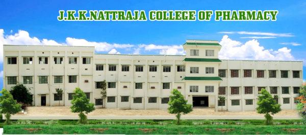 J.k.k.nattraja College Of Pharmacy Namakkal