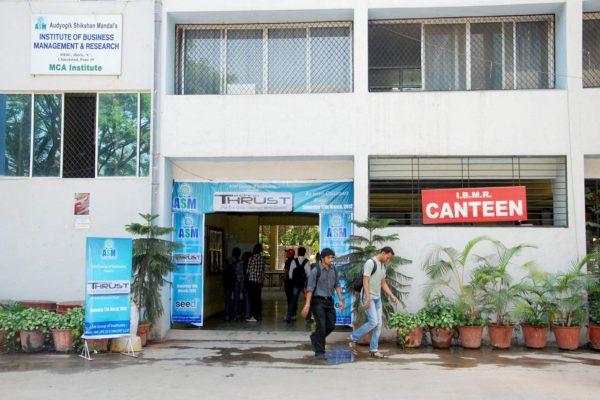 Asms Institute Of Business Management & Research Mca Institute Pune