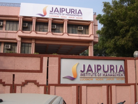 Jaipuria Isntitute Of Management, Lucknow Lucknow