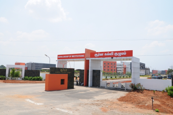 Surya Group Of Institutions (SURYA) Viluppuram