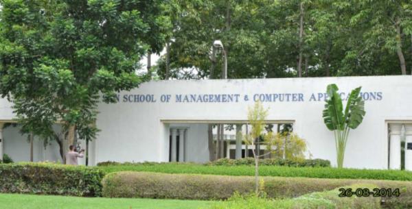 Ssn School Of Management (SOMCA) Kanchipuram