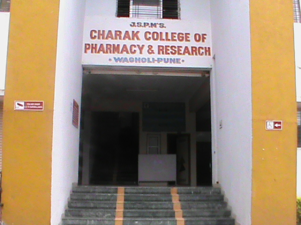 Jayawant Shikshan Prasarak Mandals Charak College Of Pharmacy & Research Pune