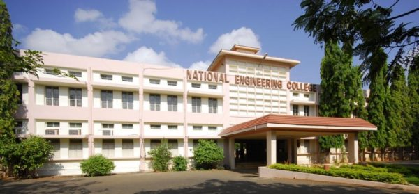 National Engineering College Thoothukudi