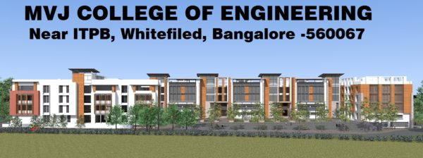 Mvj College Of Engineering (MVJCE) Bangalore