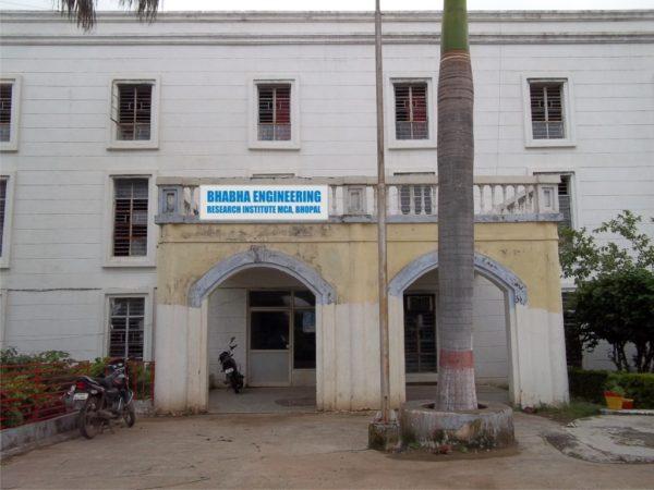 Bhabha Engineering Research Institute -mca (BHABHA) Bhopal