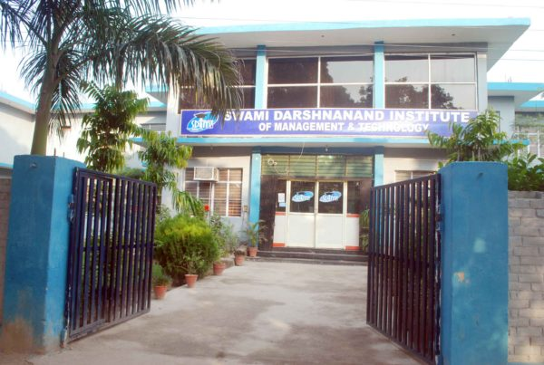 Swami Darshnananda Institute Of Management And Technology (SDIMT) Haridwar