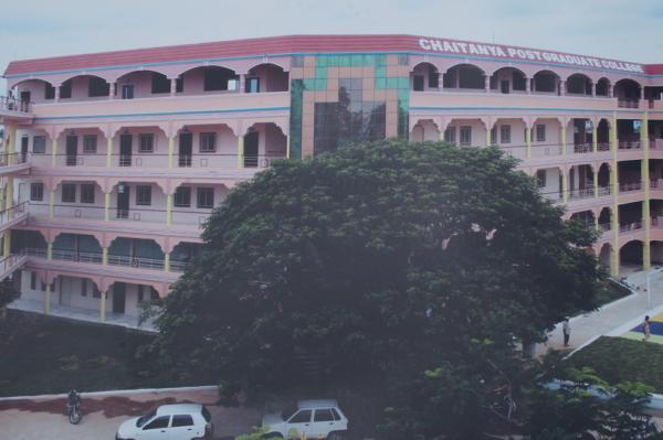 Chaitanya Post Graduate College (m.b.a.) Autonomous Warangal