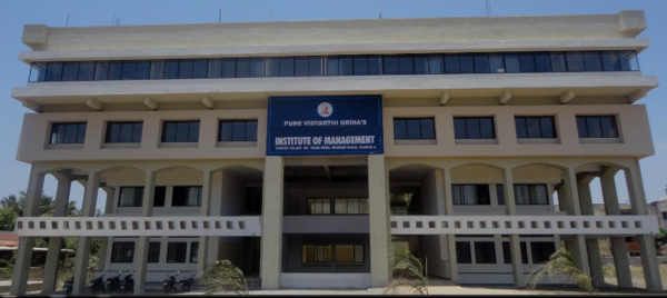 Pune Vidyarthi Grihas Institute Of Management Nashik