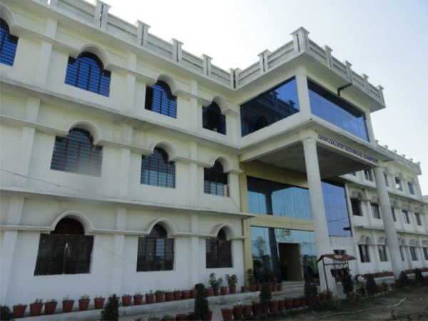 Doon College Technical Campus (DCTC) Saharanpur