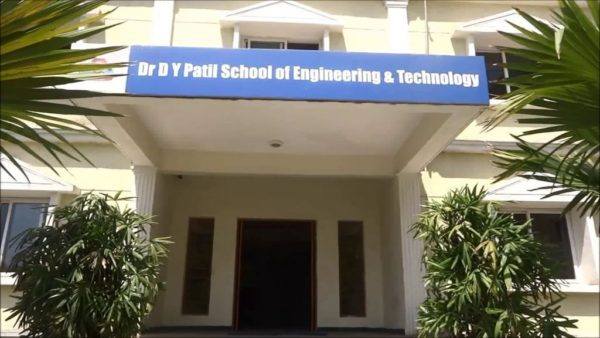 Dr.d.y.patil School Of Engineering And Technology Pune