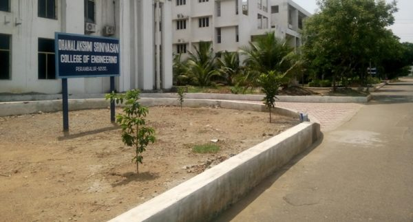 Dhanalakshmi Srinivasan College Of Engineering Perambalur
